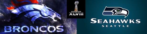 Logo Cabeçalho Super Bowl XLVIII