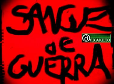 Logo Sangue de Guerra