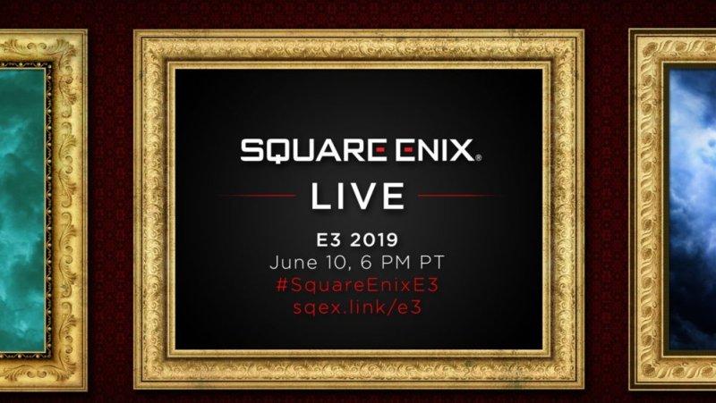 square-enix E3 2019