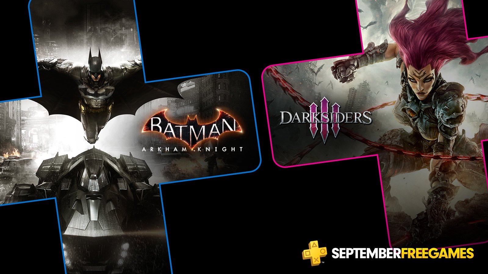 These are the PlayStation Plus games of September 2019