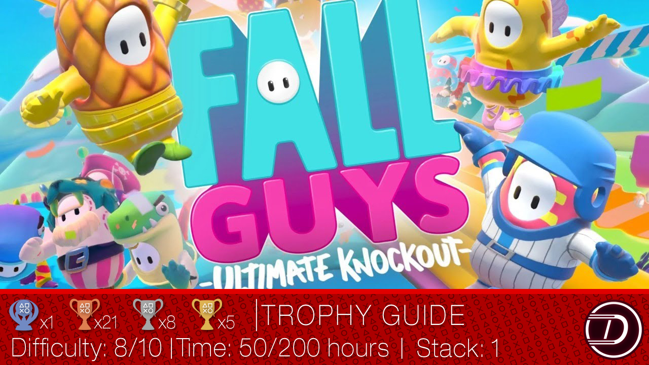 Fall Guys Trophy Guide