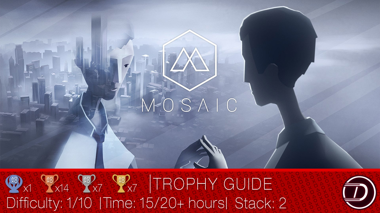 Mosaic Trophy Guide