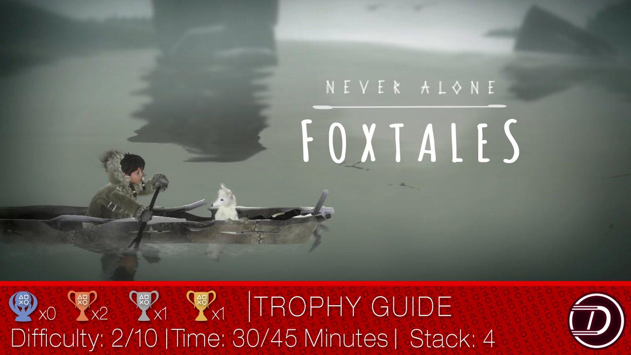 Never Alone: Foxtales DLC Trophy Guide