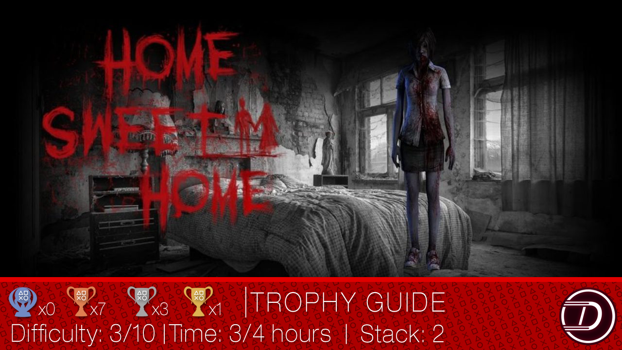 Home Sweet Home Trophy Guide