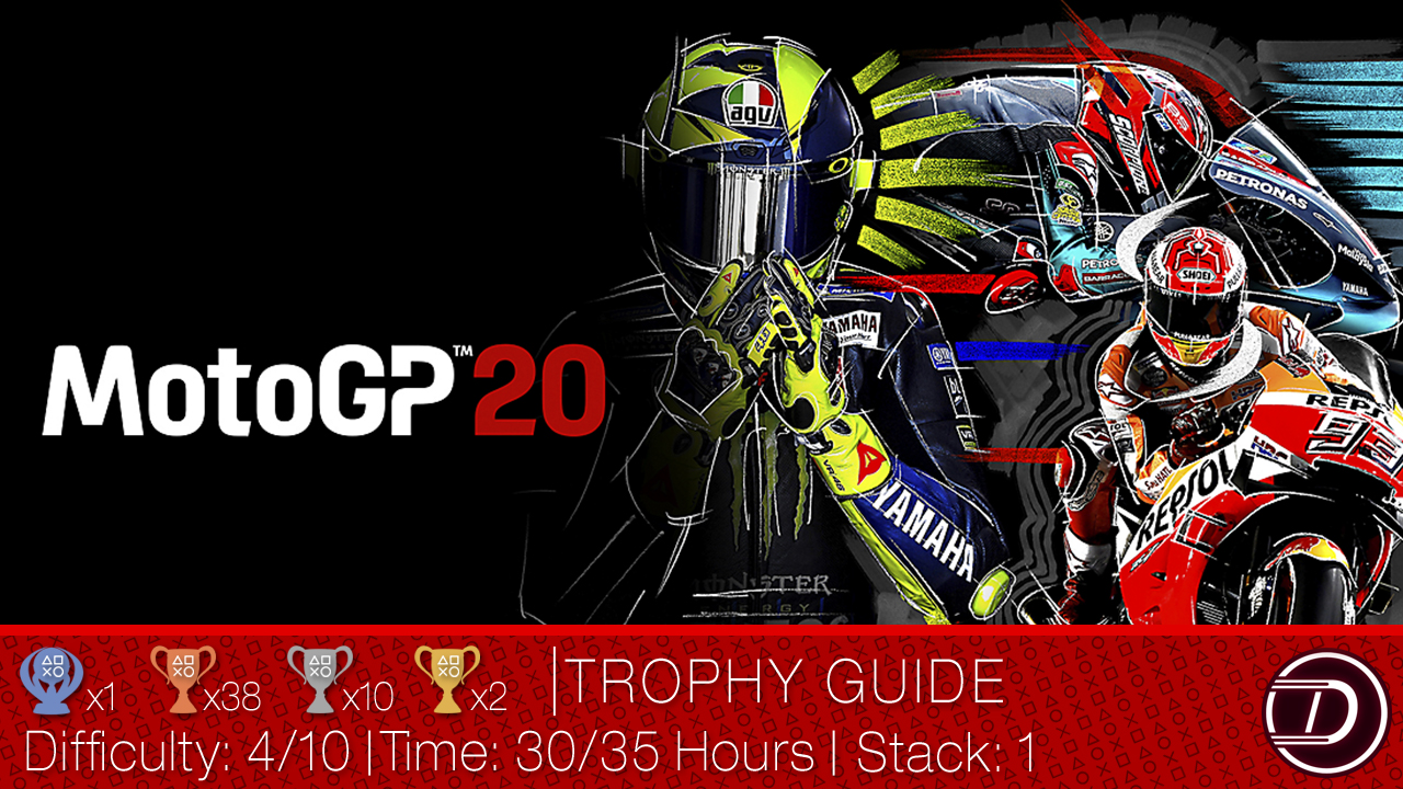 MotoGP 20 Trophy Guide