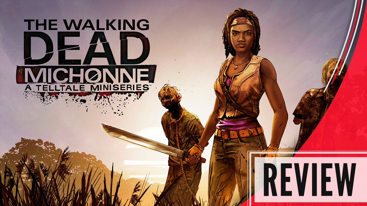 The Walking Dead: Michonne Review (PS4)