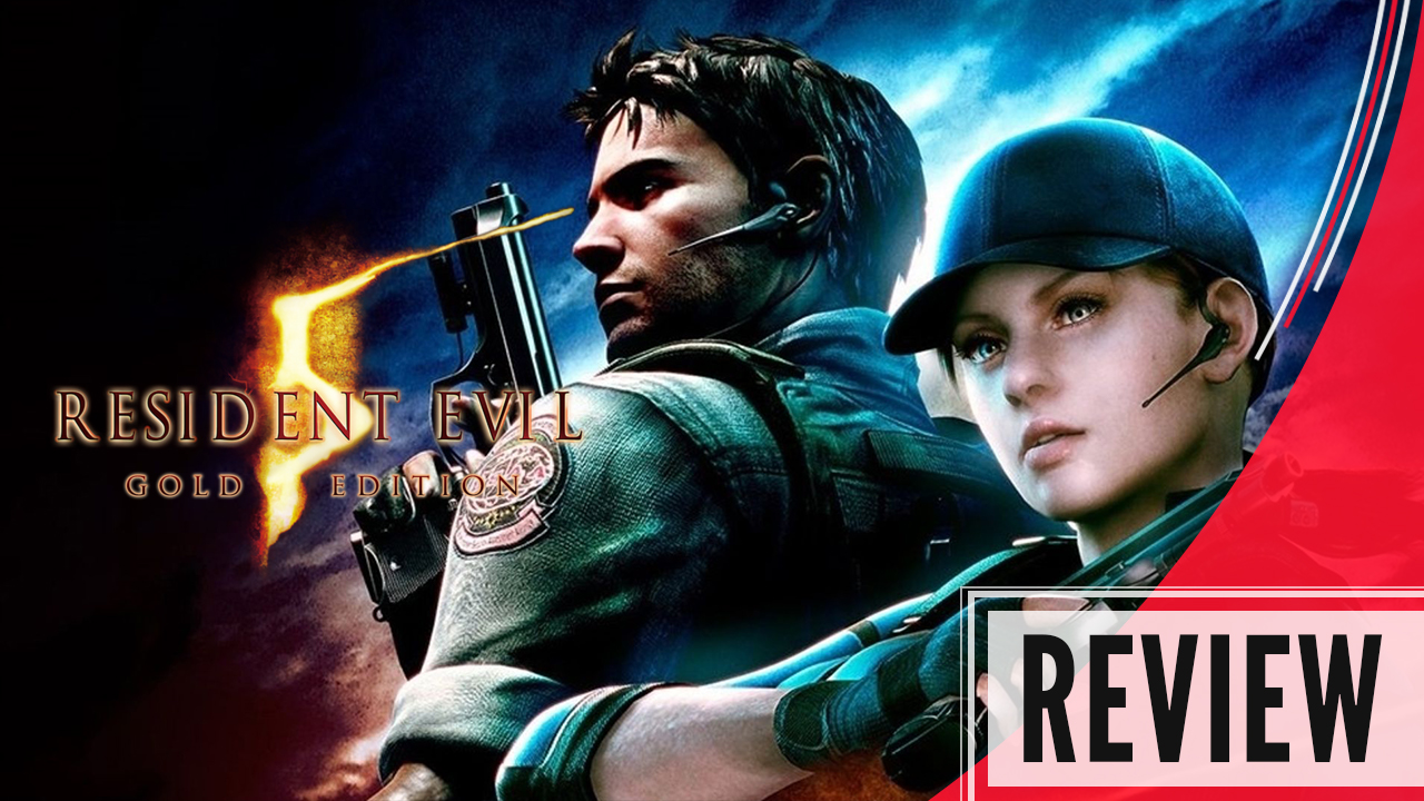 Resident Evil 5 Review (PS4)