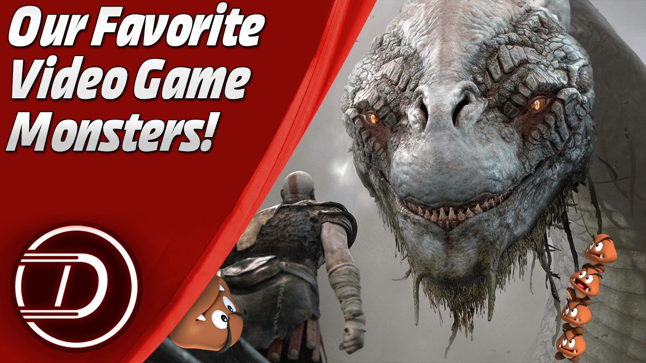 Our Favorite Video Game Monsters