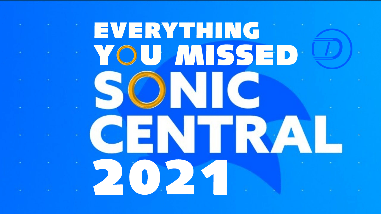 Everything You Missed From Sonic Central Showcase 2021