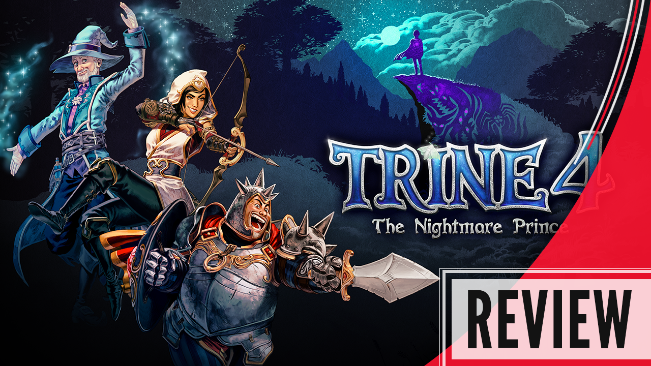 Trine 4: The Nightmare Prince Review (PS4)