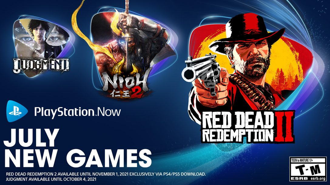 PlayStation Now Games For July 2021 Announced