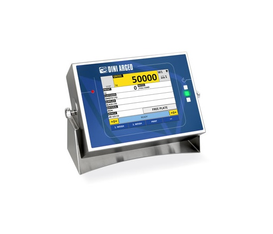 3590EGT8Touch Screen-weegindicator met 8-inch display