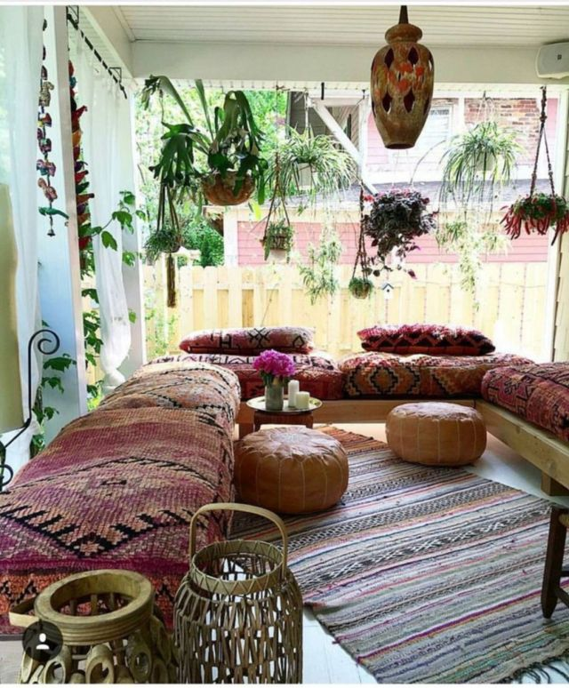 Awesome Front Porch Living Room