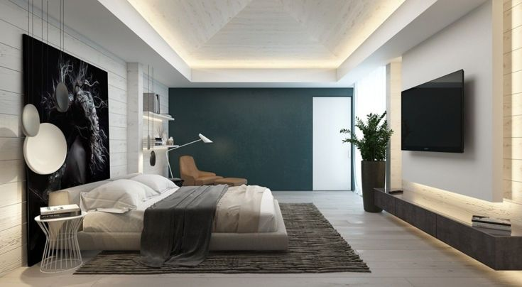 Brain-Blowing Bedroom Accent Walls Ideas