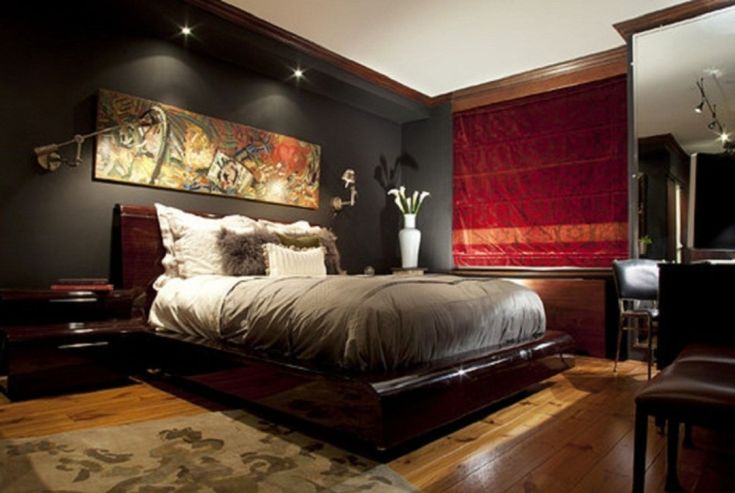 Surprisingly Stylish Wall Bedroom