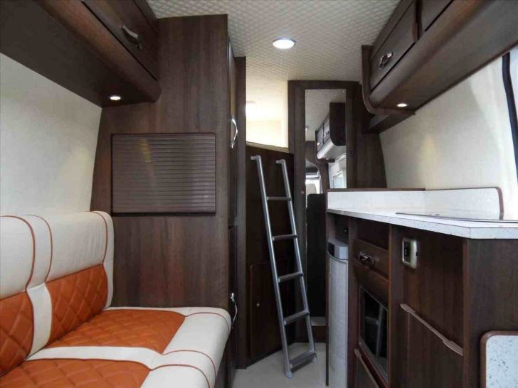 Top Modern Camper Interior