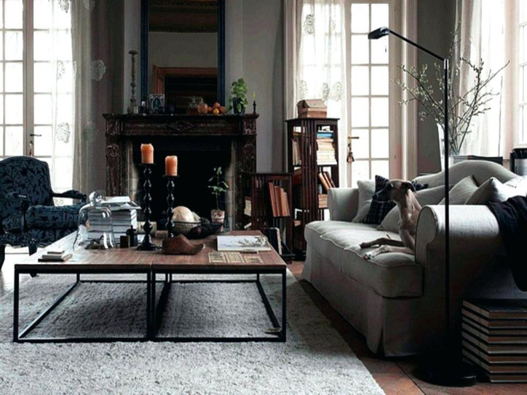 25 Stunning Industrial Small Living Room Design And Decor Ideas Dexorate