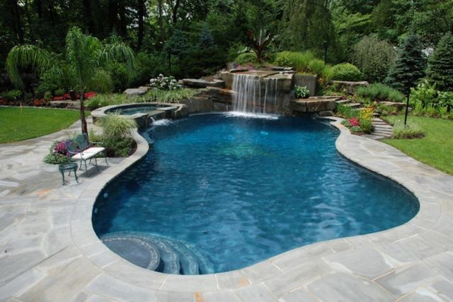 Amazing Small Backyard Pool Ideas