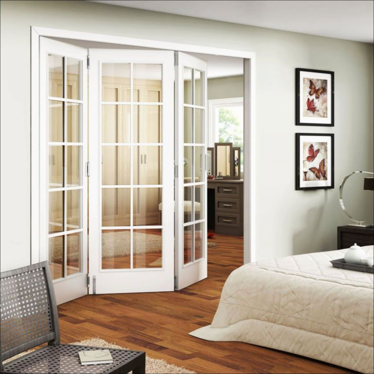 Small Bedroom Design With Folding Door