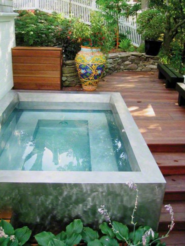 Very Small Pool For Small Backyard Ideas