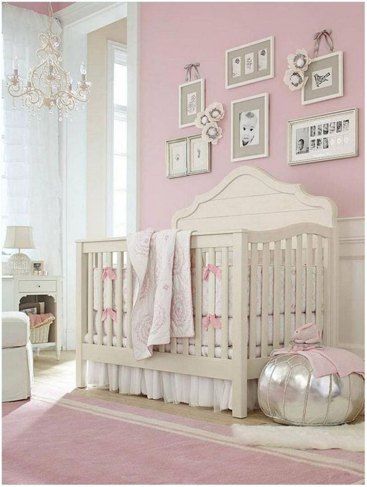 Awesome Baby Girl Room Paint Colors - Via quantunet.com