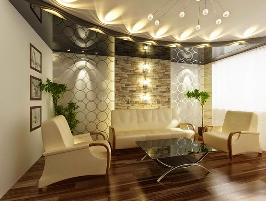 astounding model home living room | 33 Amazing Living Room Ceiling Designs With Light To Look ...
