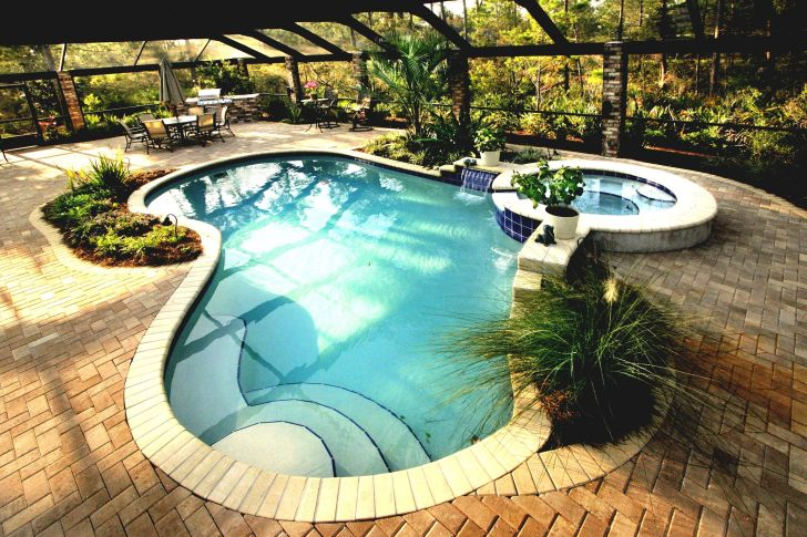 30 Fascinating Small Inground Pool Ideas for Your Backyard ...
