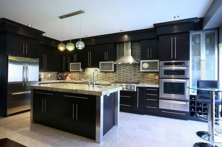 36 Fantastic Beautiful Kitchen Designs For Cooking With Pleasure
