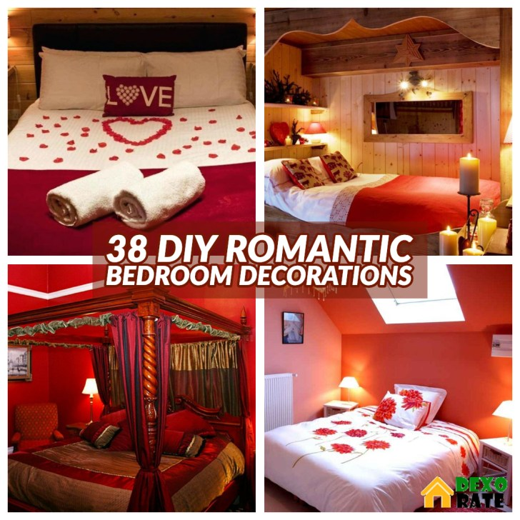 38 Awesome Facts About Diy Romantic Bedroom Decorating Ideas