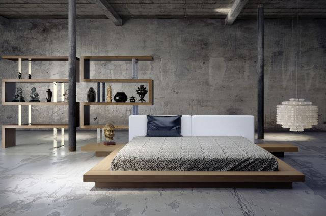 27 Amazing Industrial Bedroom Design And Decoration Ideas For Your Sleep More Comfort Dexorate