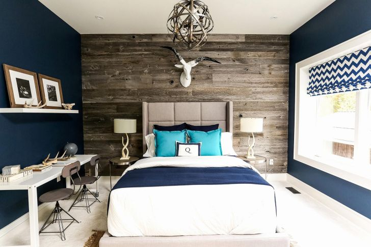 Creative Bedroom Wall Ideas
