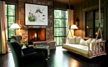 20 Extraordinary Rustic Home Interior Decoration Ideas