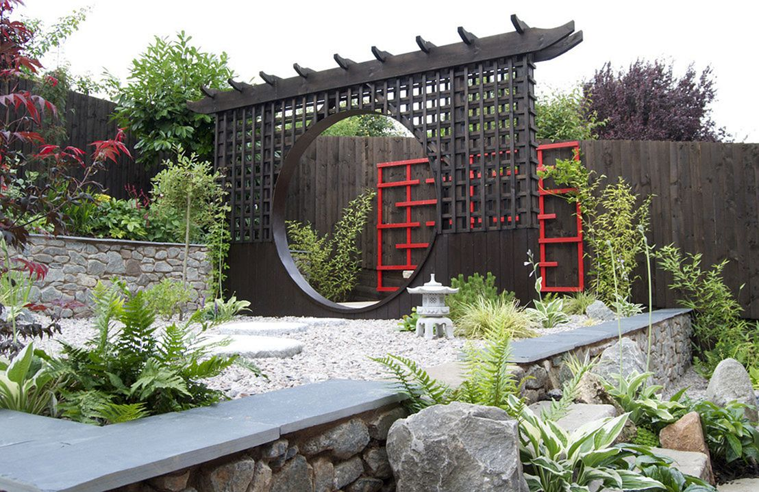 11+ Japanese Style Garden Decoration For Everyone Who Want To Have