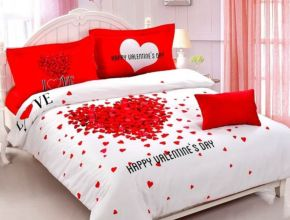 Valentines Day Bedroom Archives Dexorate