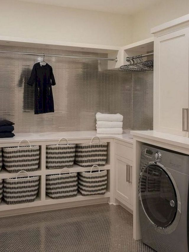 25 Creative Laundry Room Storage Design To Inspire You Dexorate