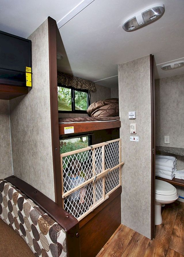 Inspiring RV Bedroom Remodel Ideas
