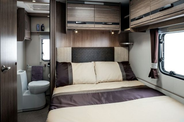 Motorhome Bedroom Ideas