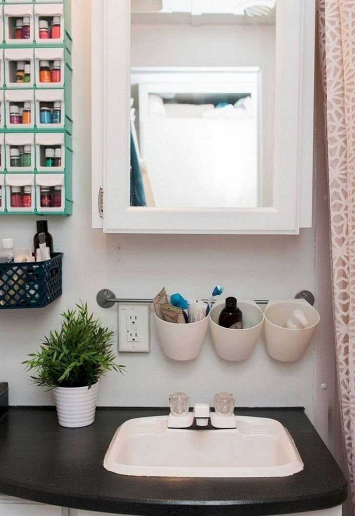 RV Travel Bathroom Ideas