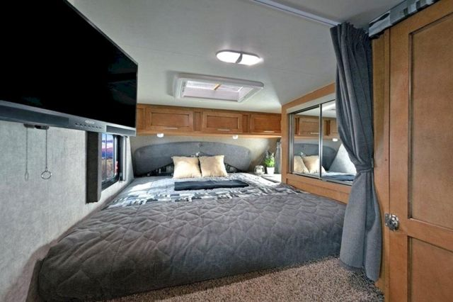 Small RV Bedroom Design Ideas