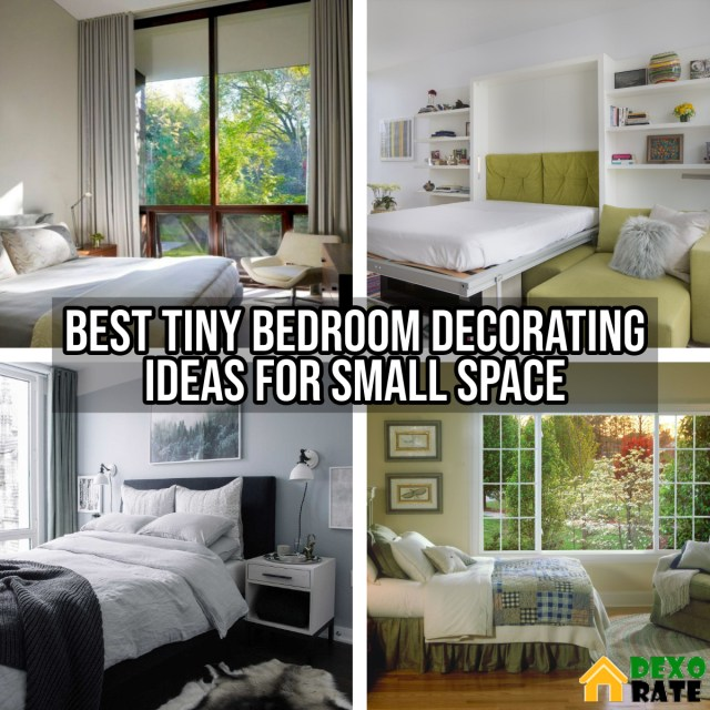 Best Tiny Bedroom Decorating Ideas For Small Space
