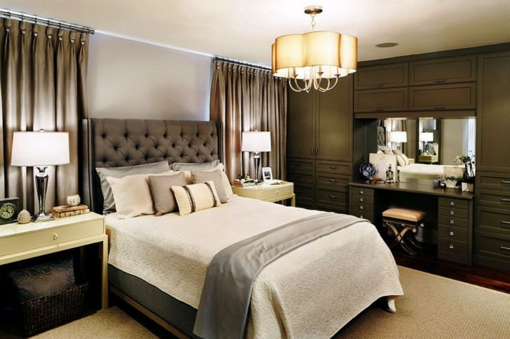 25+ Gorgeous Modern Small Master Bedroom Designs You Never Seen ...