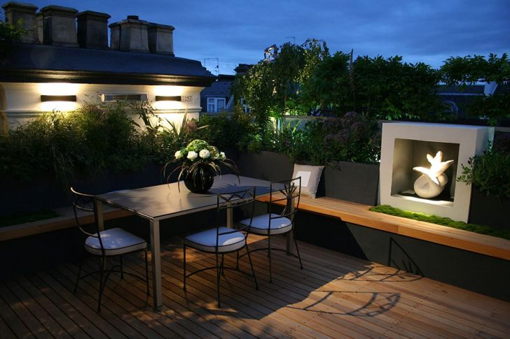 12 Marvelous Rooftop Garden Decoration Ideas You Never Seen Before Dexorate