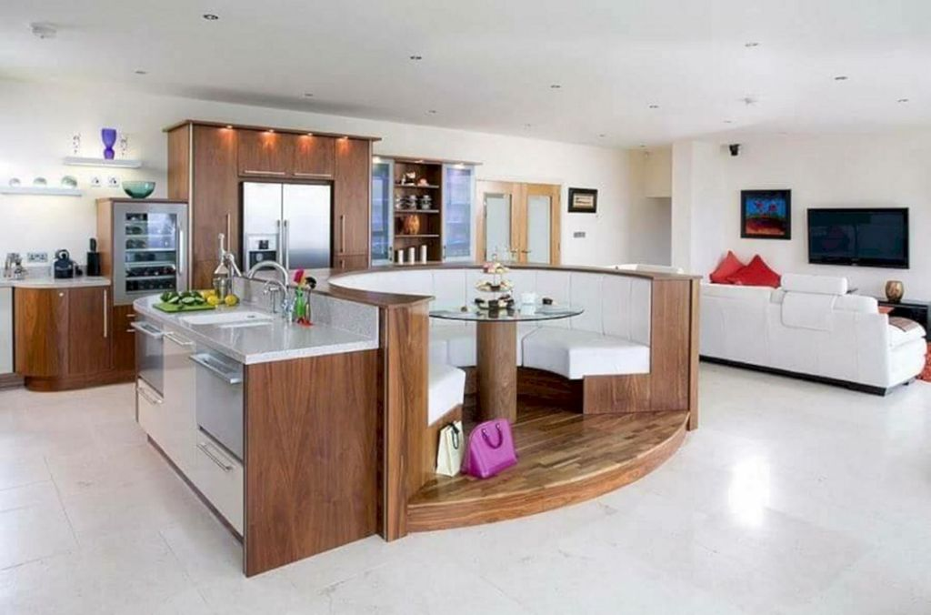 Impressive Kitchen Island Ideas