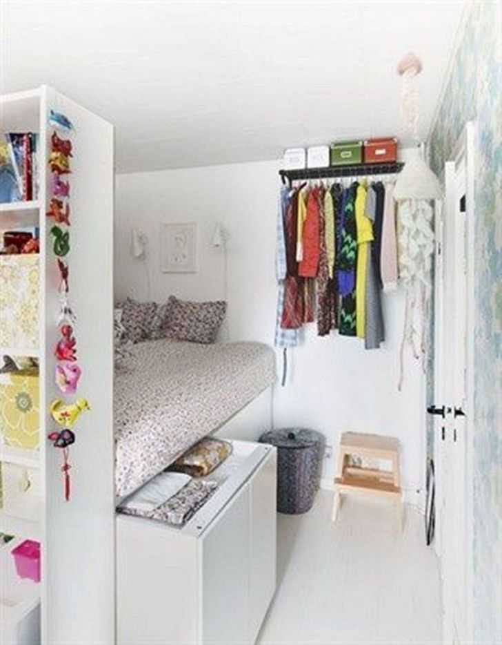 Best Organization Ideas For Small Room Design (12 Pictures) - DEXORATE