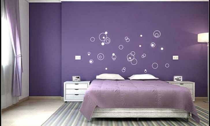 Bedroom Colorful Ideas