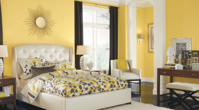 Best Paint Bedroom Wall Ideas