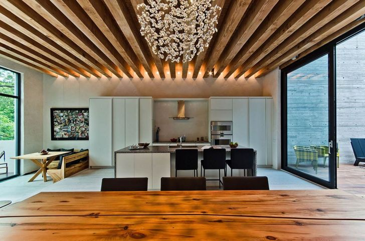 Best Wooden Ceiling Idea
