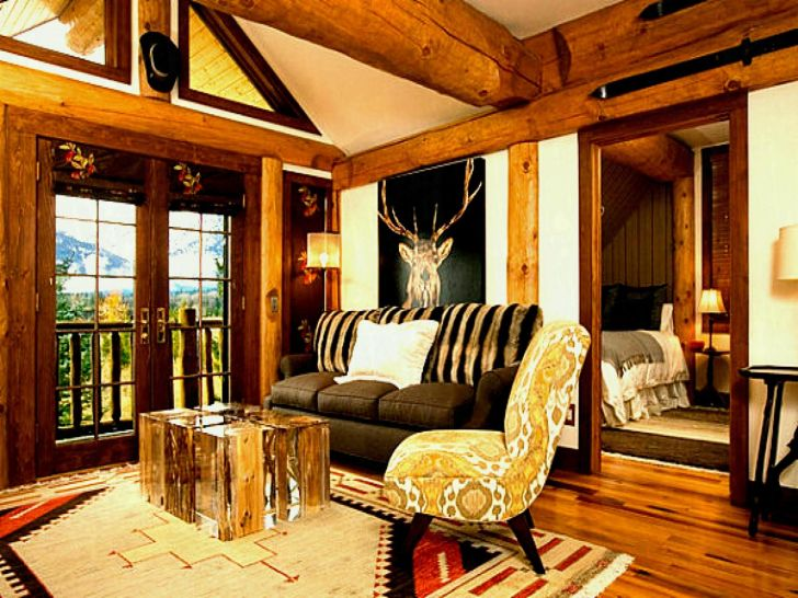 Cozy Rustic Home Decoration Ideas