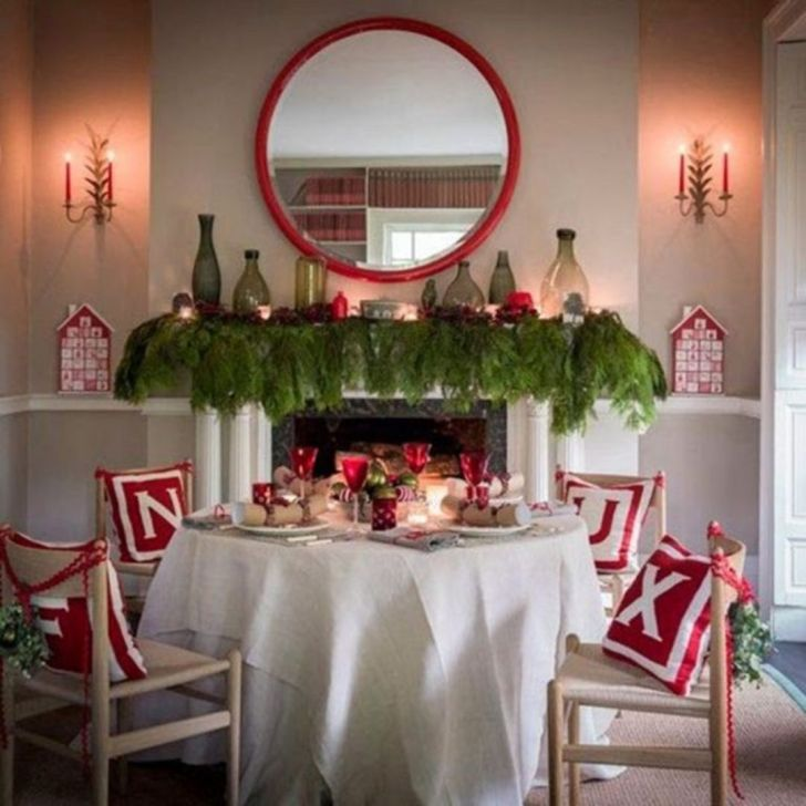 Enchanting Red and Green Color Schemes