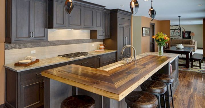 Best Wooden Kitchen Countertops